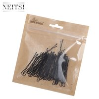 Wholesale Neitsi Hot Sale Hair Clips Bobby Pins bag Professional makeup Hair Accessories Health Hair Care Clips Beauty Styling Tools