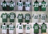 Wholesale 100 Stitched Men s NY Jets Muhammad Wilkerson Eric Decker Nick Mangold Brandon Marshall Jerseys