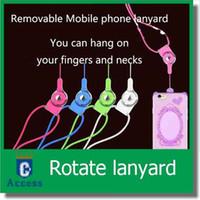 Wholesale 2016 Detachable Cell Phone Neck Lanyard color