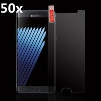 Wholesale For Samsung Galaxy Note Tempered Glass Ultra Thin Clear Explosion Proof Screen Protector For Samsung Note Glass Flim