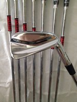 Wholesale 8PCS MP Golf Irons P With Kbs tour Steel Regular flex Golf Clubs MP5 irons Come headcover