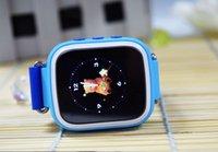 big dial phone - Q523 big color sreen kids smart watch locationing ways smart bodyguard designed for kids