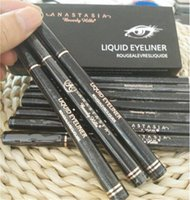 Wholesale ANASTASIAED Eyeliner Rougealevres Liquide Pencil waterproof Black Eyeliner Pen Long lasting Cosmetic eyeliner