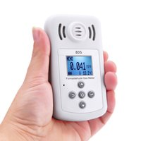 Wholesale New formaldehyde detector air quality monitoring tester indoor air environment detector