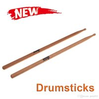 Wholesale Hot Sale Tualang Pair of A Tualang Professional Drumsticks Stick Top Quality for Drum Set Durable and Exquisite I343