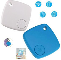 Wholesale Wireless Bluetooth Smart Finder Anti Lost Alarm Child Pet Keys Wallet Finder Camera Shutter for Smartphones