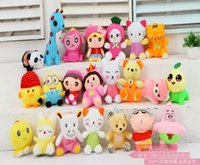 baby packet - Mix Styles Plush Toys cm pendant Soft Stuffed Plush Toys Doll Baby Toy for Kids Gifts Party Toys