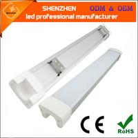 Wholesale New arrival led Tri proof tube led light w w w w w ft ft feet feet Industrial linear Light dustproof waterproof IP65