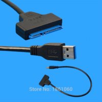 Wholesale Super Fast Speed USB To SATA Pin Inch Hard Disk Driver SSD Adapter USB Cable Converter