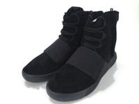 Wholesale 2016 New Released Men Women Light Grey Gum Boost Glow In The Dark Lady Fashion Running Sneaker Shoes