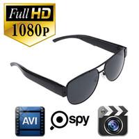 camera sunglasses 5mp - 16GB MP Cam Eyewear Glass Hidden Spy Sunglasses P HD Video Cameras DV DVR