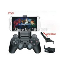 Wholesale Smart Clip Gamepad Holder for PS3 Game Controller Adjustable Smart Device IOS Android Phone Series Game Player Accessories