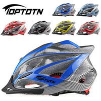 Wholesale MTB Bike Cycling Helmet Bicicleta Capacete Casco Ciclismo Para Bicicleta Ultralight Bicycle Helmet