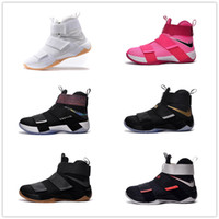 cheap basketball sneakers for sale - 2016 Top quality lebron Soldiers Men s Basketball Shoes for Cheap Sale s James Sports Training Sneakers Size