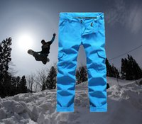 Wholesale New Outdoor Men warm hiking camping ski pants man Snowboarding waterproof windproof breathable softshell thermal trousers