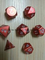 baseball fines - polyhedral metal dice Die Casting Metal Dice Good Quality Custom Polyhedral Metal Dice Fine aluminum dice Die Set Precision Metal Dice