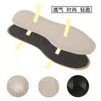 active deodorant - Senior leather leather insole leather insole yote resistant senior breathable deodorant active carbon insole