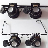 Wholesale New New Promotional X Magnifier Eye Watch Repairing Magnifying Glass Loupe Lens