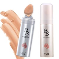 Wholesale Newest Spray BB Cream Silky Blender Sponge Flawless Hide Blemish Face Foundation concealer makeup Base