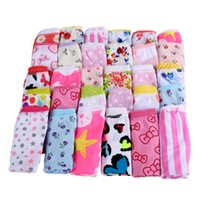 Wholesale High Quality pack Fashion New Baby Girls Underwear Cotton Panties For Girls Kids Short Briefs Children Underpants