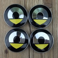 Wholesale Car Styling mm Metal smart Wheel Center Hub Caps Wheel Center Emblem Badge Covers Hubcap For CEED OPTIMA SOUL SORENTO