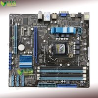 Wholesale Second Hand For Asus P7H55 M H55 Desktop Motherboard LGA DDR3 For I3 I5 I7CPU New On Sale