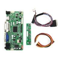 audio controller driver - M NT68676 LCD LED Controller Driver Board HDMI VGA DVI Audio For LQ170M1LA3C LQ170M1LA04 LVDS Monitor Reuse Laptop