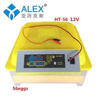 Wholesale New Incubator Automatic eggs Incubator Poultry and poultry incubation equipment V
