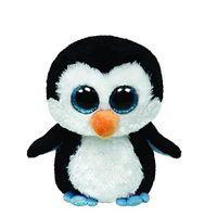 beanie babies penguin - Ty Beanie Boos Original Big Eyes Plush Toy Doll Child Birthday Penguin TY Baby Cm Penguin Dog Panda Unicorn Bear Toy L47