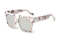 amber origin - The new fashion sunglasses origin China zhejiang prevent ultraviolet unisex sunglass tide restoring ancient ways side frame sunglasses
