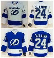 authentic kids ryan - Top Quality Youth Kids Tampa Bay Lightning Ice Hockey Jerseys Cheap Ryan Callahan Boys Jerseys Authentic Stitched Jerseys