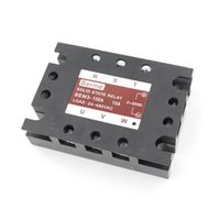 Wholesale Three Phases Solid State Relay SSR DA DA DA DA DA DA VAC Solid state Electronics Relay