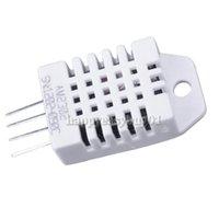 Wholesale DHT22 AM2302 Digital Temperature And Humidity Sensor Dehumidifier Data Logger E5M1 order lt no track
