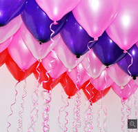 Wholesale Wedding Arrangement Supplies Round Balloon Wedding Scene Birthday Party Arrangement Arches Balloon Three Colors Optional
