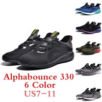 send - Send With Original Boxes Fashion Sneakers Alphabounce Running Shoes For Mens Sports Training shoes US7