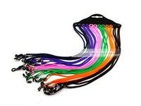 Wholesale sunglasses eyewear braided nylon neck cord string retainer strap lanyard holder eyeglass glasses retainer DT0216