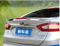 automobile replacement parts - Automobile p car Spoilers without Spray paint Automobile tail Replacement Parts for FORD Mondeo spoiler peugeot spoiler parts