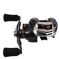 Wholesale TS1200 Trulinoya Baitcasting Reels Left Right Hand Ball Bearings Fishing Gear Ratio Spinning Fishing Reels