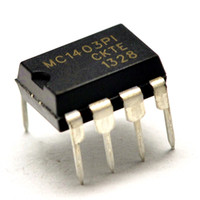 benchmark phones - MC1403P1 DIP8 low voltage benchmark new and original
