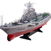 Wholesale HOT RC Warship Remote Radio Control Military Battleship Boat Cruiser Destroyer Toys