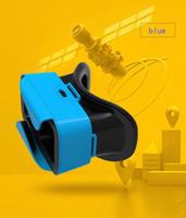 Retail Vr Shinecon vr glasses 3d Glasses For Pc Games / movies / xbox Vr 3d Glasses Réalité virtuelle pour 4 ~ 5,7 pouces Smartphones