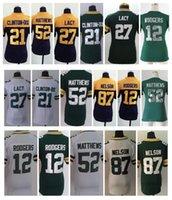 aaron rodgers women jersey white - Packers Women Jerseys Brett Favre Aaron Rodgers Eddie Lacy Clay Matthews Ha Ha Clinton Dix Jordy Nelson Starr Ladies