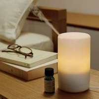 Wholesale Aromatherapy Essential Oil Diffuser Ultrasonic Aroma Humidifier Mist Home