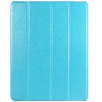 Wholesale 2016 New Usams Starry Sky Series Ultrathin Good Plastic and PU Cover Case for iPad