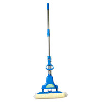 Wholesale Sponge Mops Floor Cleaning Mop Folding Absorbing Squeeze Water Magic Mop Household Cleaning Tools JG0010