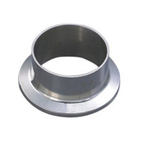 Wholesale Stainless Steel Sanitary Forged Ferrule quot mm Butt Weld In Stock L mm for Clamp Couplings