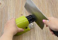 Wholesale Professional Electric knife sharpener afilador cuchillos diamond sharpening stones system Household Sharpener ZD038A