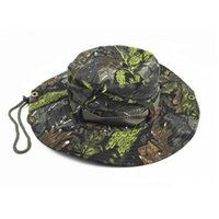 Wholesale Men Women army Tactical hunting cap Outdoor Camouflage Hunting Hat Fishing hiking cap bionic cap Camouflage baseball cap Tactical Caps Hat