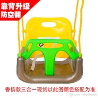 Wholesale 2016 New Style Baby Swings for Children Rocking Chair Outdoor Safety Kids Multifunctional Infant Rocking Swing Bouncer