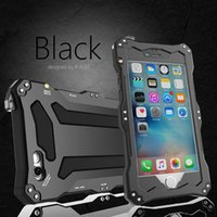 apples suits - for Apple Iphone S Iphone6 Gundam Mobile Suit Gorilla Glass Waterproof Shockproof Dirt Proof Cases for Aluminum Metal Cell Phone Case
